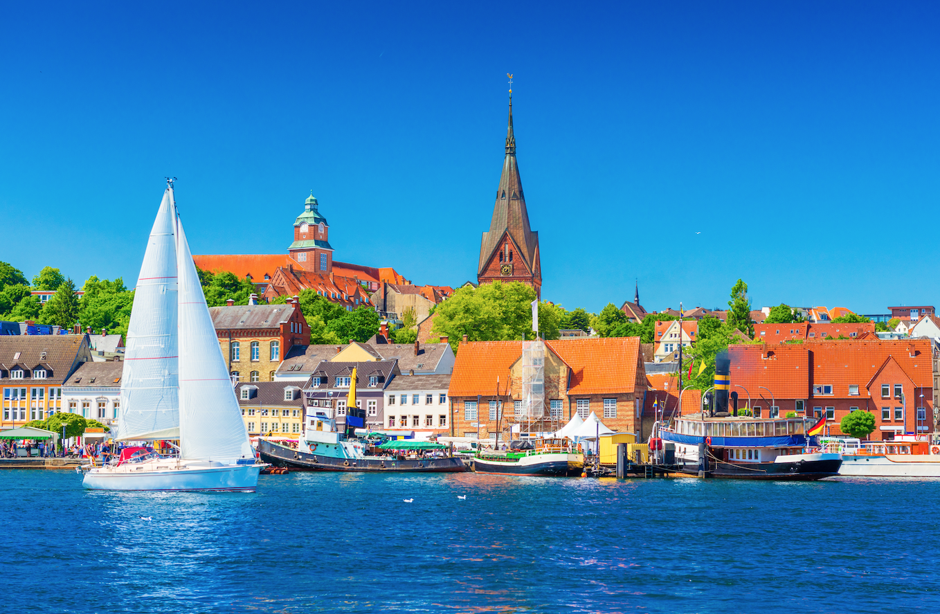 Yacht charter Germany
